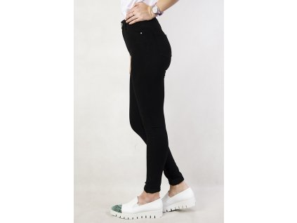 pol pl Klasyczne czarne spodnie rurki z wysokim stanem 3928 3
