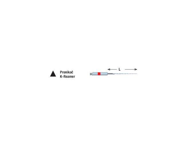 K-Reamer RA výběr průměru a délky 6ks