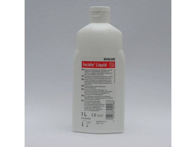 Incidin liquis spray. 1L