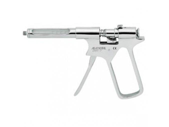 pistolová stříkačka asa
