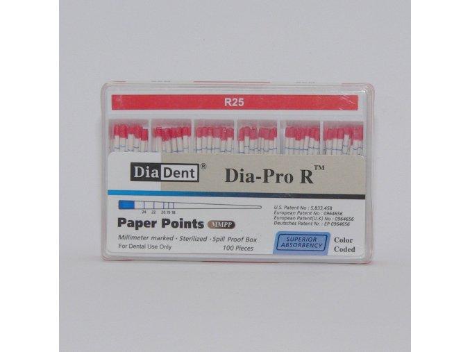 Dia Pro R papírové čepy