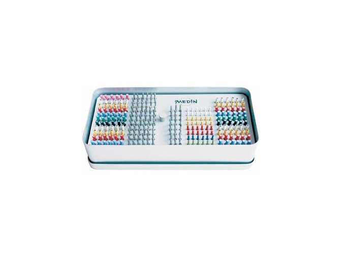 Kazeta endobox s 264 nástroji