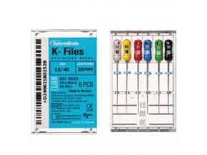 K files Sybron Endo