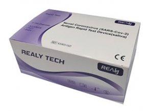 REALY TECH Antigenní rychlotest ze slin,5ks