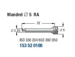 Mandrel kol nko 497ce3a41d15c