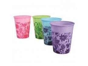 pohárky floral