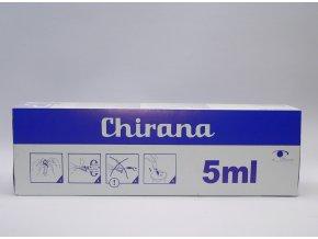 stříkačky Chirana 5mld