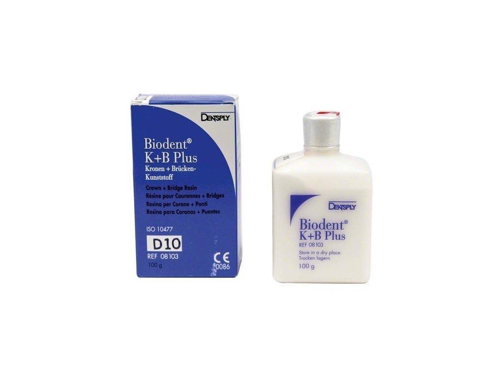 K+B Plus Dentin - pryskyřice, 100g