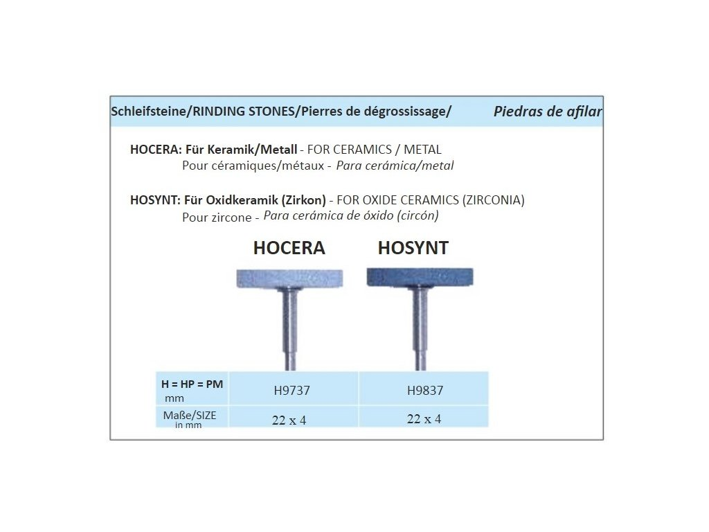 61560 lestici guma hocera h9737