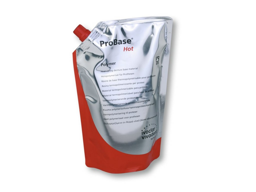 22338 probase hot polymer pryskyrice 5x500g pink