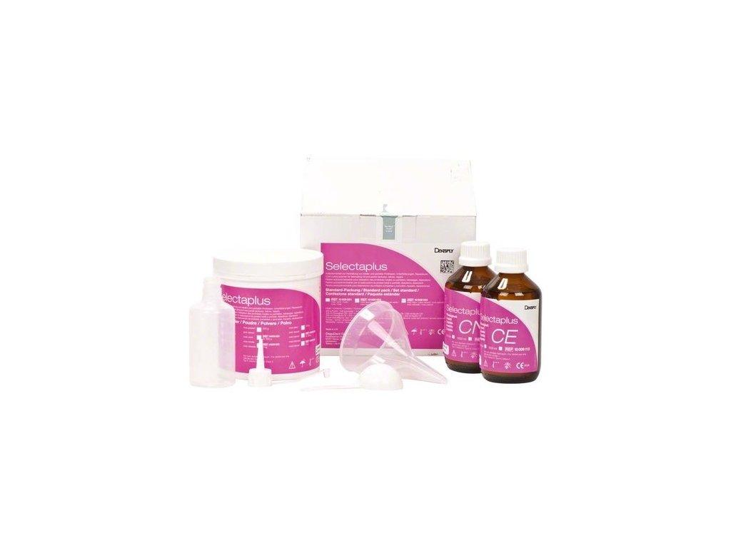 Selectaplus - pryskyřice pro protézy, standardní balení, růžová natural