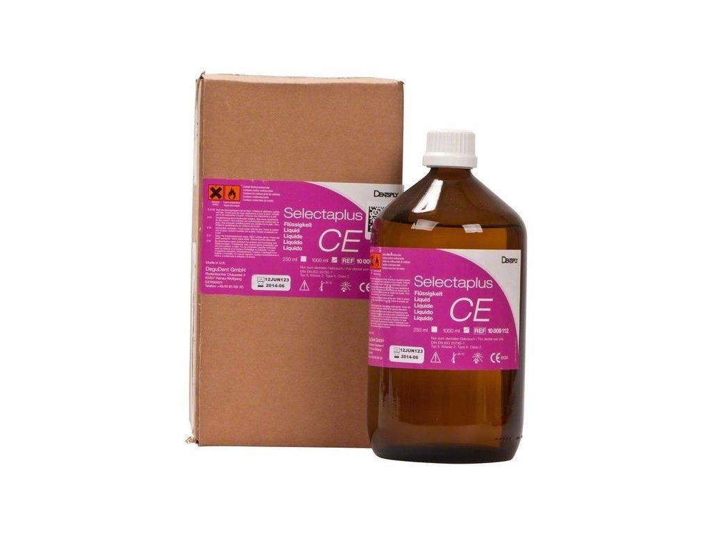 Selectaplus - pryskyřice pro protézy, tekutina CE
