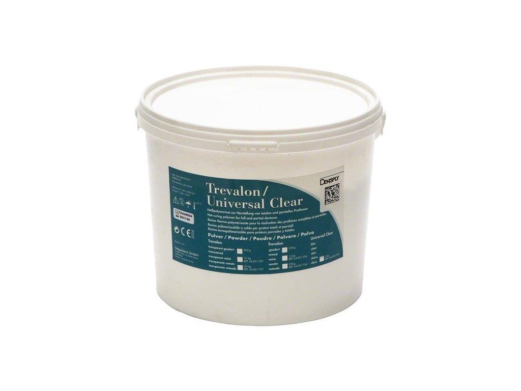 Selectaplus H - pryskyřice pro protézy, prášek 3kg universal clear