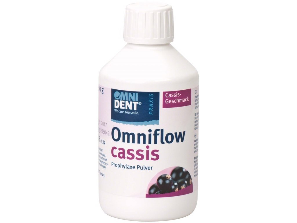 Omniflow - profylaktický prášek, černý rybíz 300g
