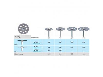 64152 diamantovy disk diaflex transvident sypany shora 1 9cm normal