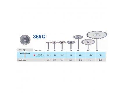 61455 diamantovy disk superdiaflex oboustranne sypany h365 3cm jemna