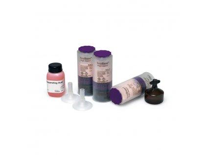 36489 ivobase high impact kit 20 pink v