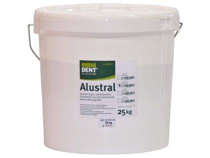 Alustral písek Al₂O₃ 110µm 25kg