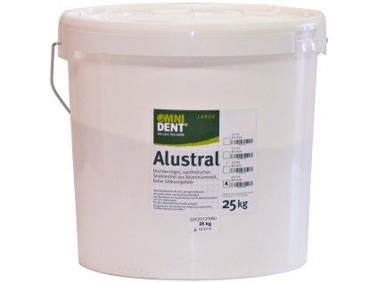 Alustral písek Al₂O₃ 250µm 25kg