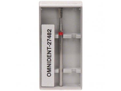 fréza č.137, 5,3mm, ISO 023, jemná