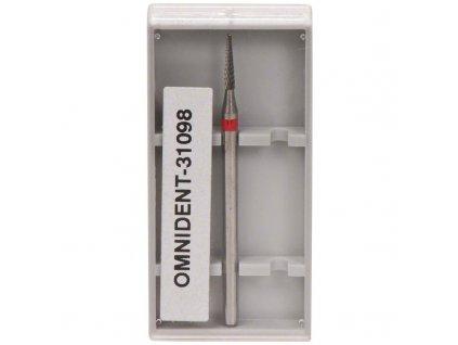 fréza č.138, 8mm, ISO 016, jemná