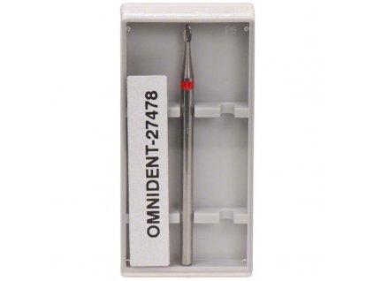 fréza č.73, 3,1mm, ISO 014, jemná