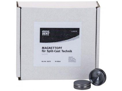 Magnet system 50ks poniklované