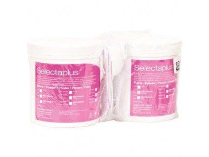 Selectaplus - pryskyřice pro protézy, prášek 2x500g růžová natural