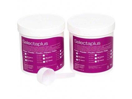 Selectaplus - pryskyřice pro protézy, prášek 2x500g růžová žilkovaná