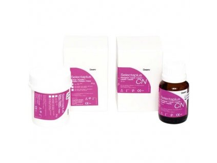 Selectaplus - pryskyřice pro protézy, probe pack, růžová