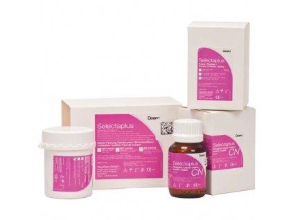 Selectaplus - pryskyřice pro protézy, probe pack, růžová natural