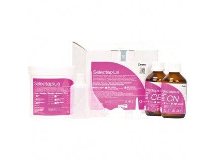 Selectaplus - pryskyřice pro protézy, standardní balení, růžová