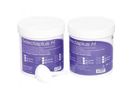 Selectaplus H - pryskyřice pro protézy, prášek 2x500g růžová, natural