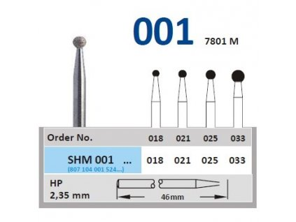 63102 sintrovany diamant kulicka shm001 prumer 1 8mm zrnitost normal