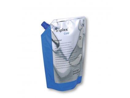 30204 sr triplex cold polymer pryskyrice 2x500g ruzova