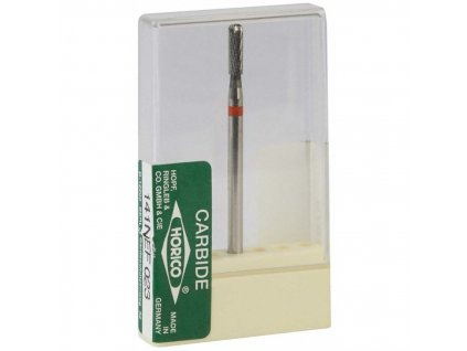 6657 tvrdokovova freza cylindr zakulaceny 141nef prumer 2 3mm