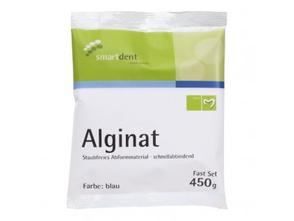Smart Alginat - alginátová otiskovací hmota modrá, 450g