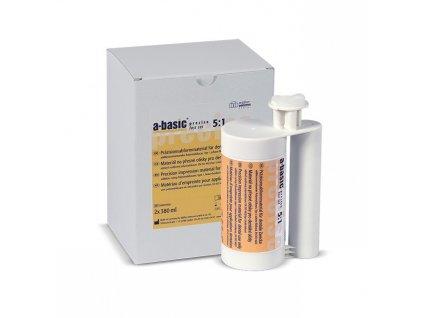 A-Basic precise fast set 5:1 - otiskovací materiál, 2x380ml
