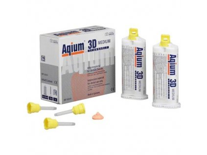 Aqium 3D MEDIUM, 2x50ml