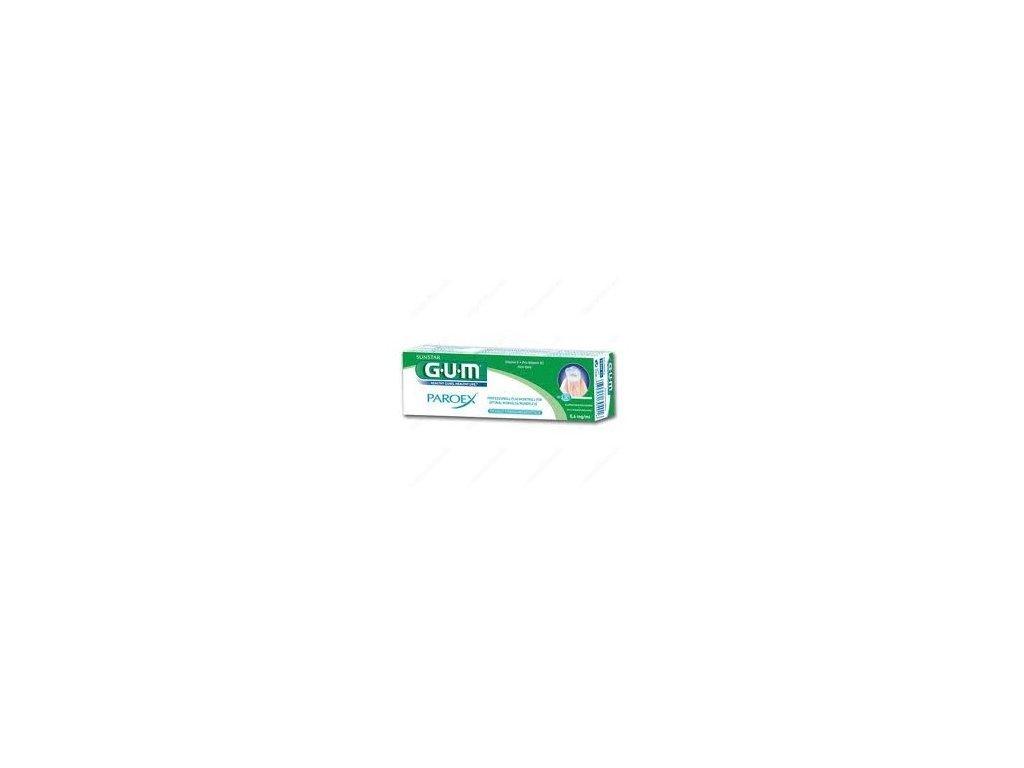 Zubní pasta GUM PAROEX 0,06% 75ml