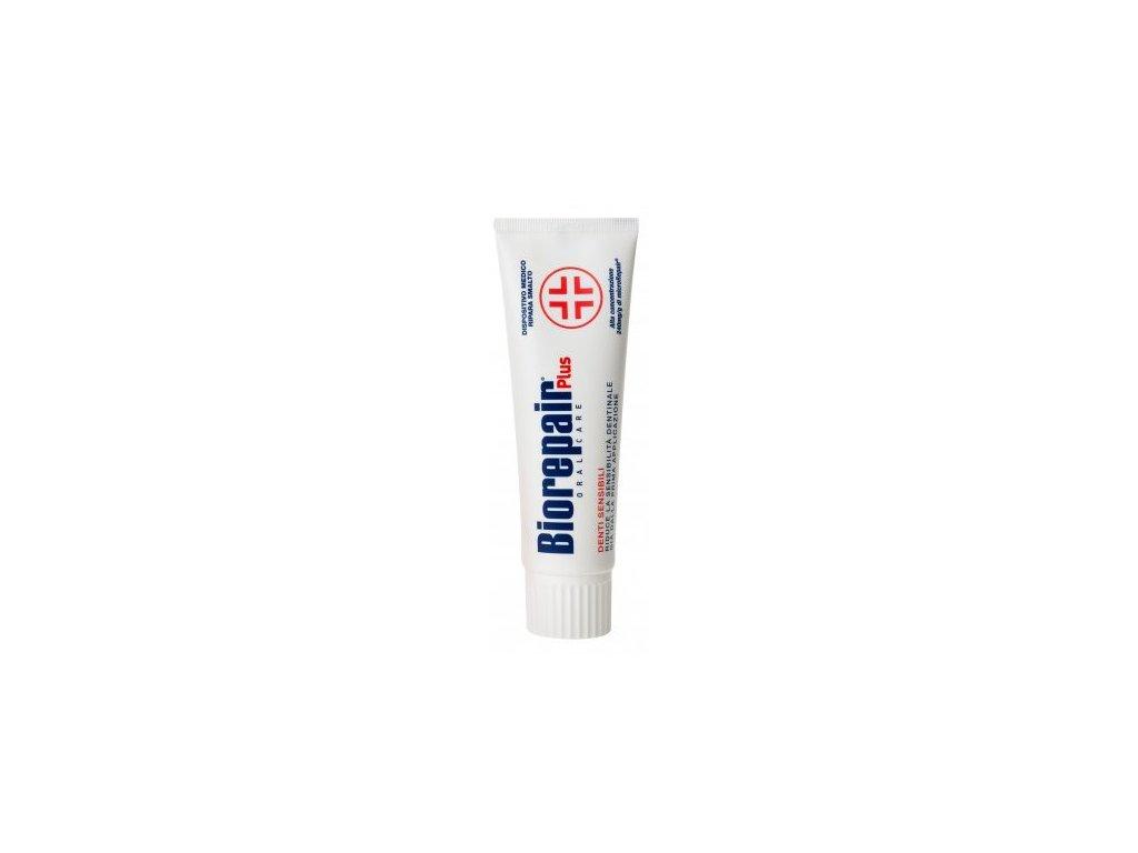 Biorepair® Plus Sensitivity Control - zubní pasta pro citlivé zuby, 75 ml