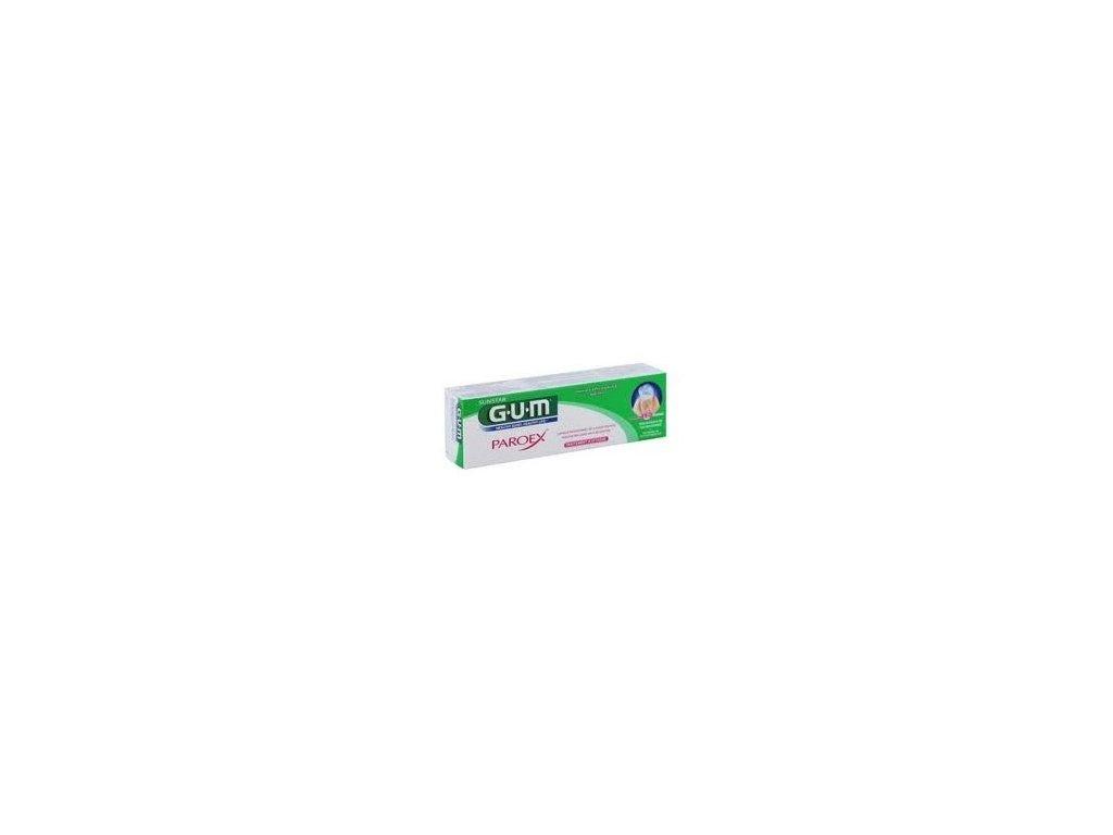 GUM PAROEX gel 75 ml (CHX 0,12%)