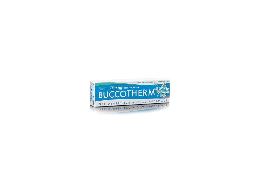 Gelová pasta Buccotherm pro děti 7-12 let - 50 ml