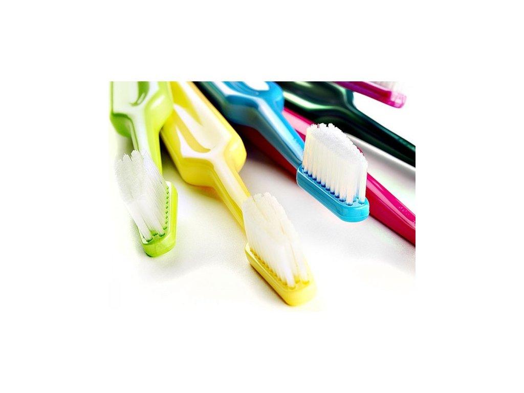 Zubní kartáček Tepe Select x-soft, balení po 6 ks