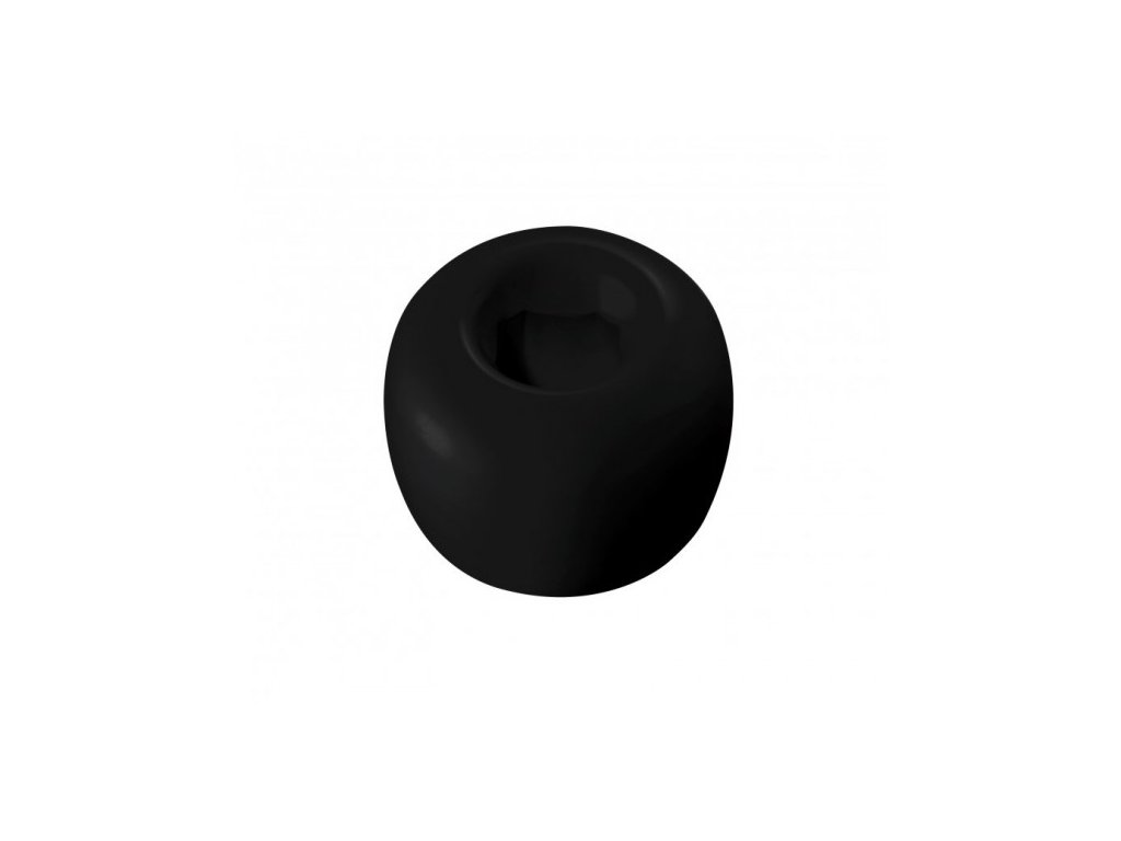 Curaprox stojánek na kartáček černý