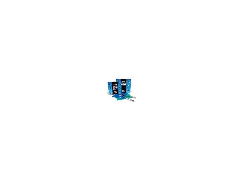 Kofferdam blány 36 ks medium Maxill