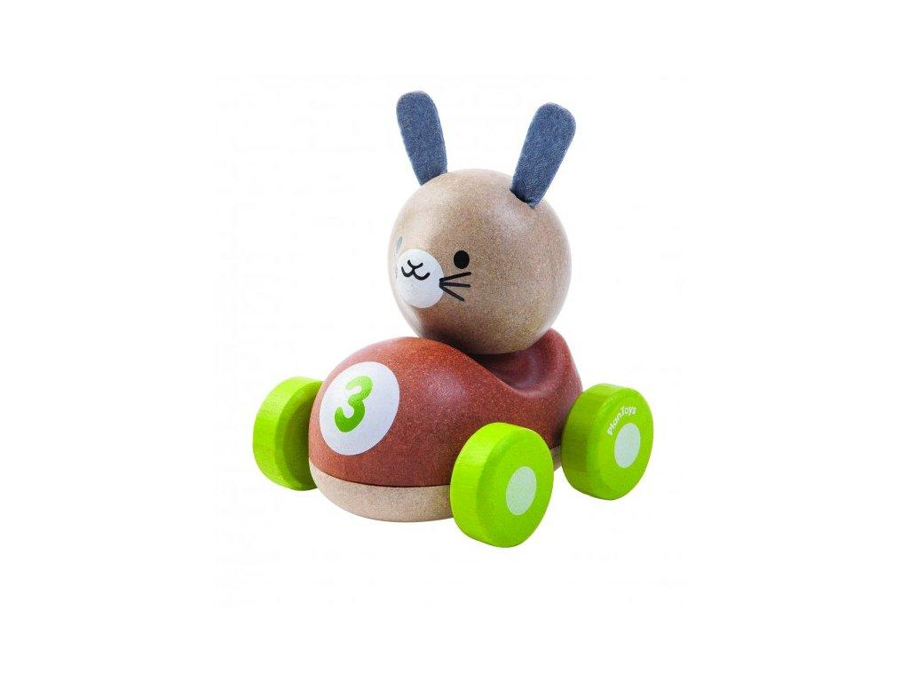 Plan Toys Závodník králíček