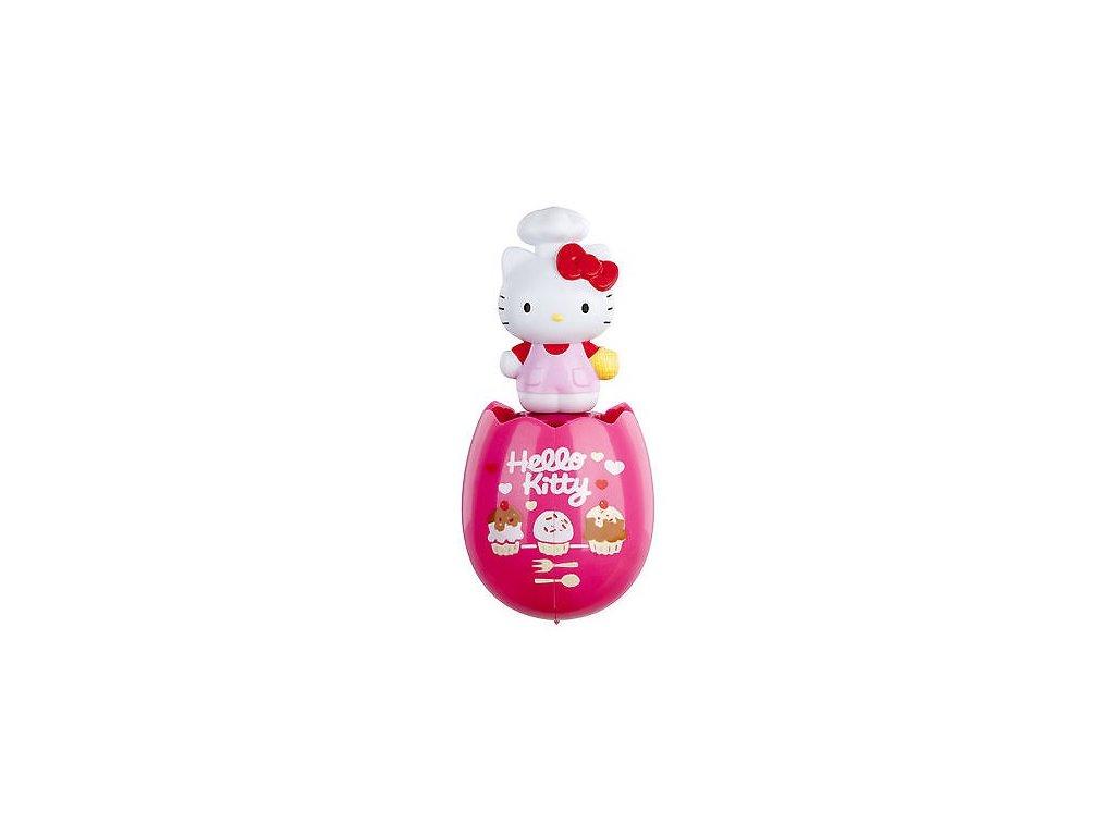 Antibakteriální krytka na zubní kartáček Hello Kitty růžová