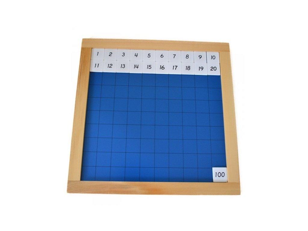 Stovková tabule
