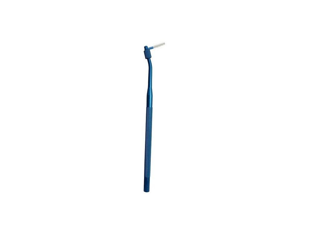 Curaprox UHS 413 hliníkový držák mezizubních kartáčků modrý